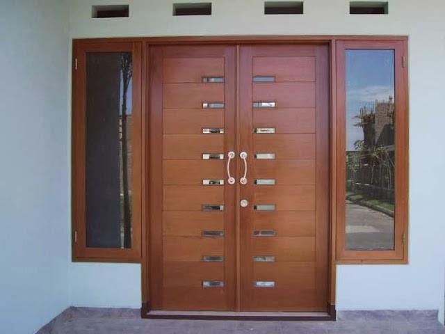 Desain Pintu Rumah Minimalis Modern Terbaru