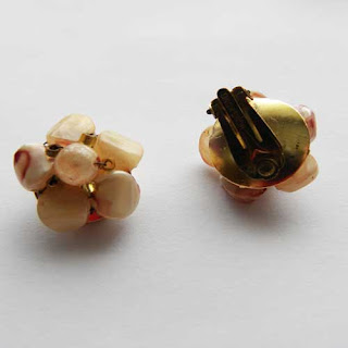 bead hong kong earrings