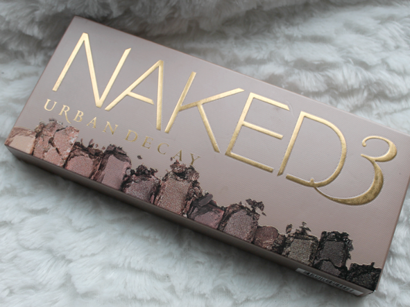 Urban Decay Naked 3 Palette.