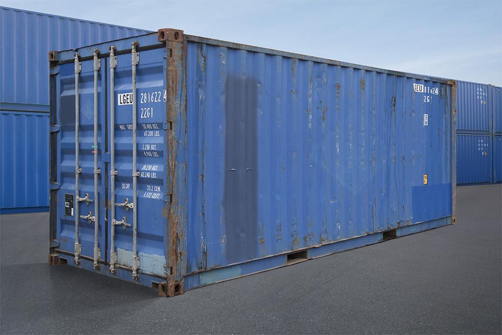 Principales Embalajes Utilizados En El Transporte Mar Timo