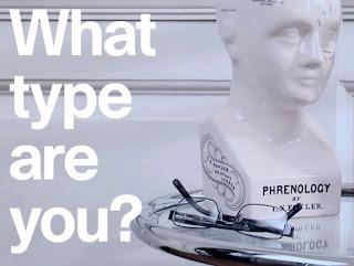 caratteri tipografici e personalità