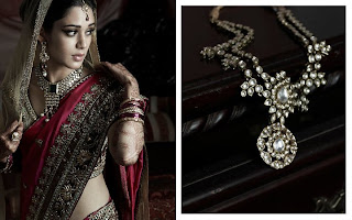 artificial kundan jewellery