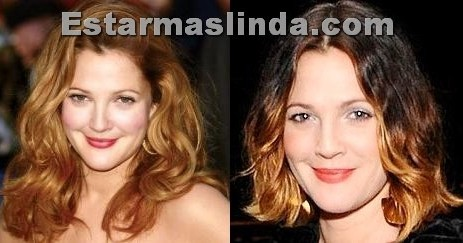 drew barrymore antes y despues