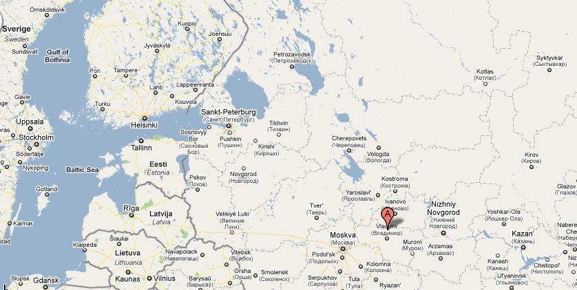 Wiki Rusia Mapa Ciudades Suzdal Vladimir Moscu San