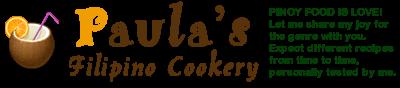 Paula's Filipino Cookery