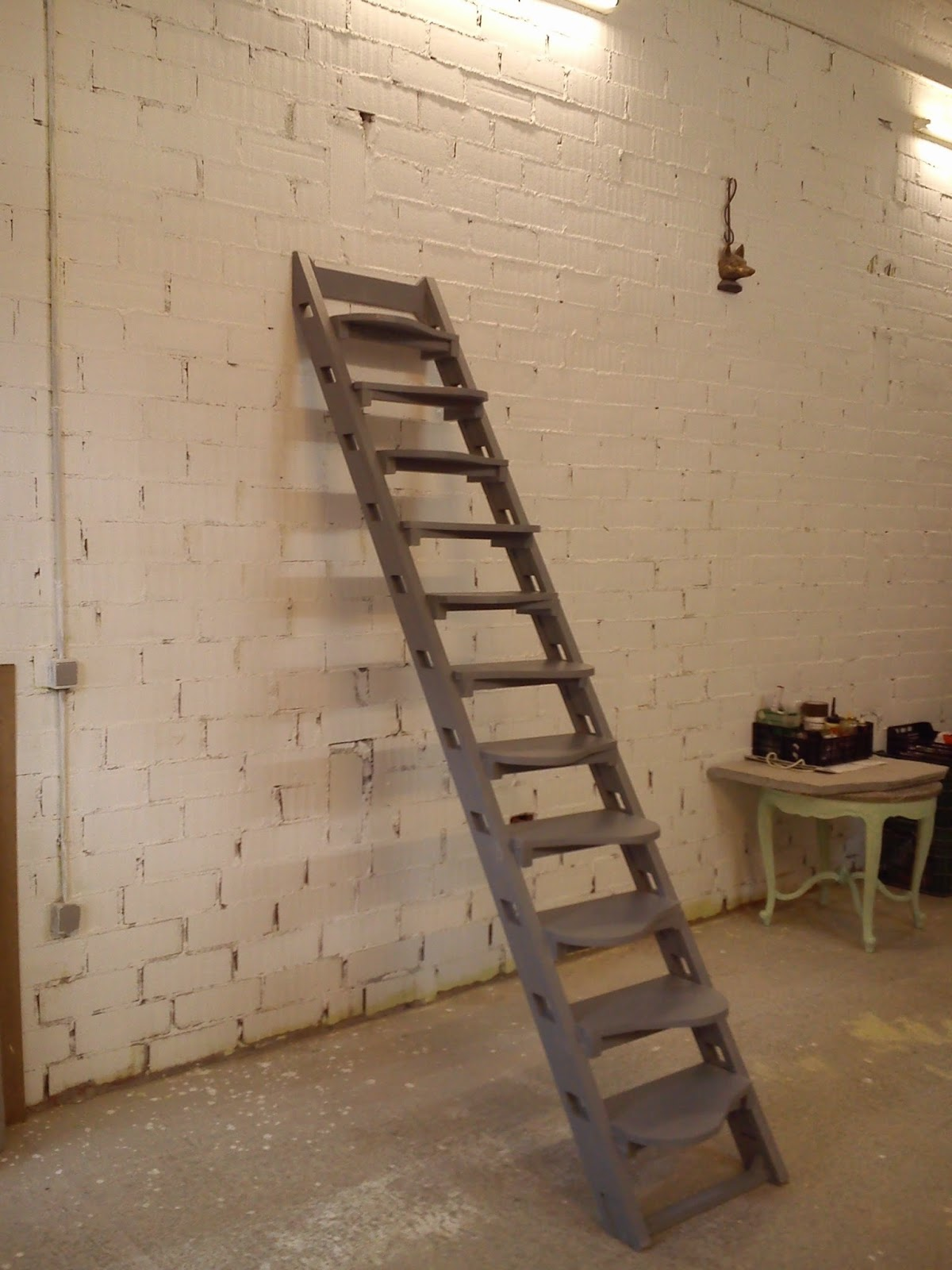 Venta de cosas tramo de escalera recta para espacios - Escaleras espacios pequenos ...