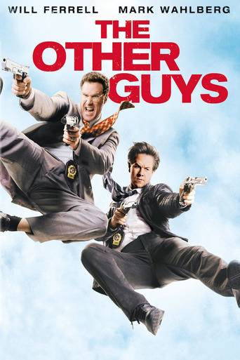 The Other Guys (2010) ταινιες online seires xrysoi greek subs