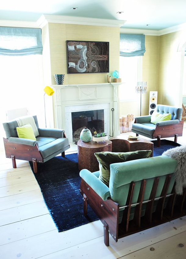 House Of Turquoise Frank Roop Design Interiors