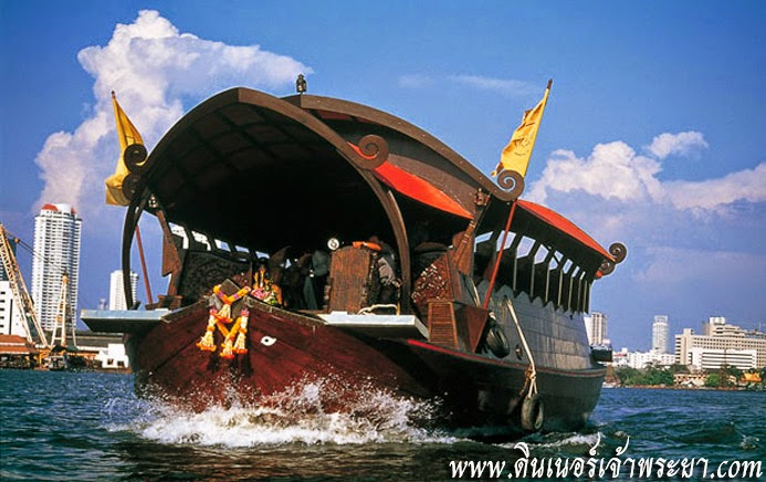 เรือมโนราห์ ดินเนอร์ แม่น้ำเจ้าพระยา ล่องเรือ มโนราห์ มาตรฐาน โรงแรม 5 ดาว