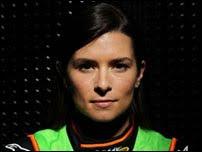 Danica Patrick Daytona 500 2012