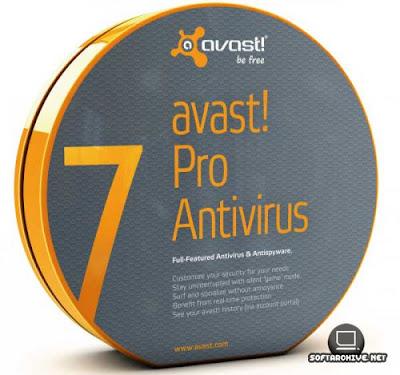 Avast! Antivirus Pro 7.0.1474.773
