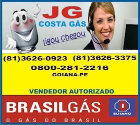 brasilgás goiana