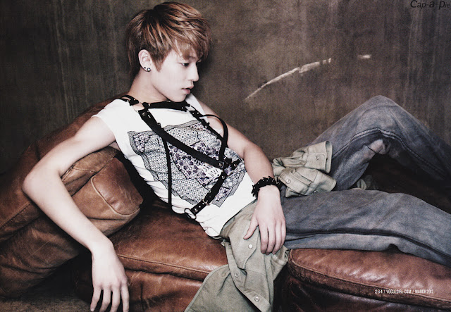 L. Joe Teen TOP Wallpapers