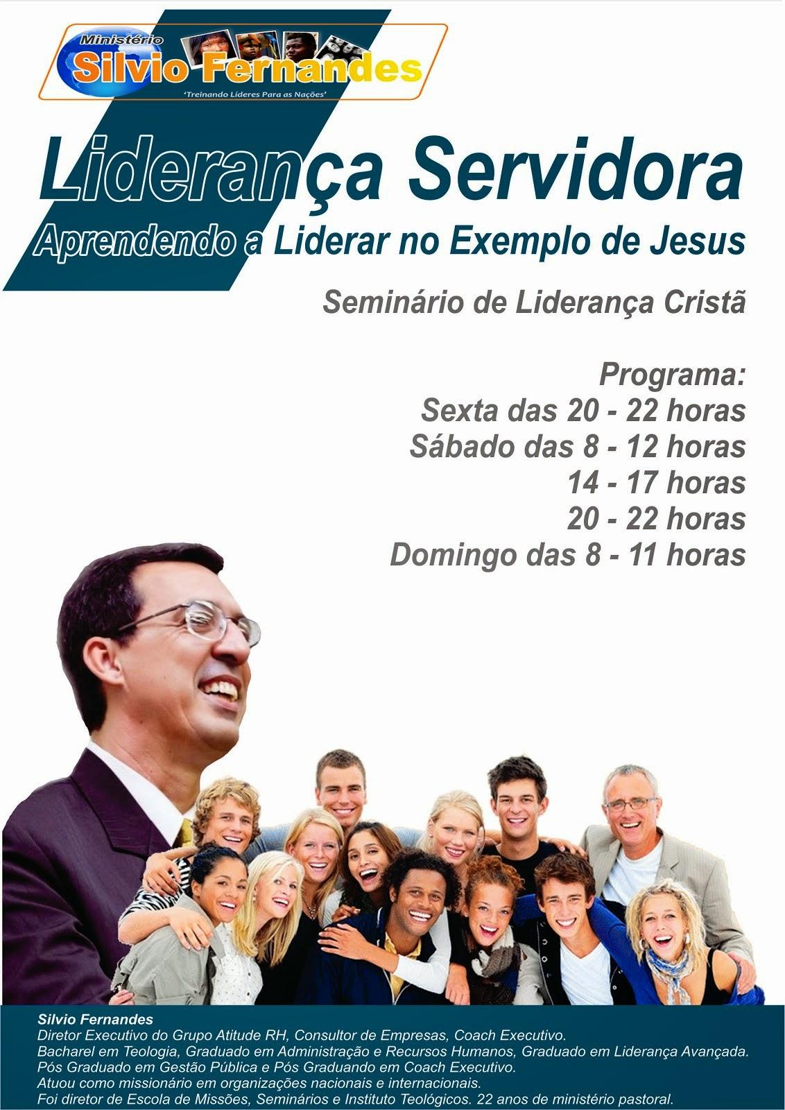 SEMINÁRIO DE LIDERANÇA CRISTÃ