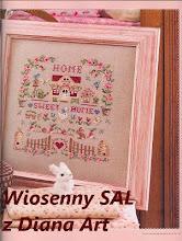 Wiosenny SAL z DianaArt