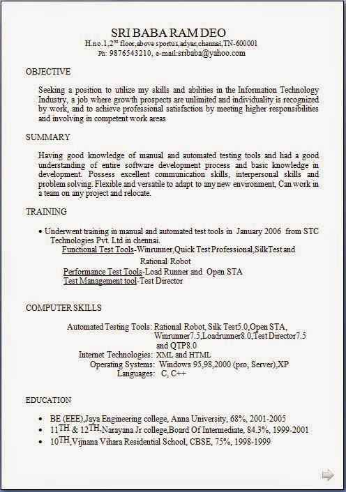 military resume template .