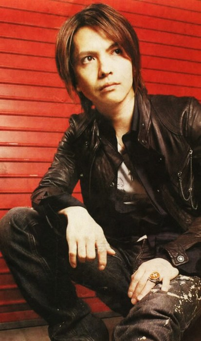 Short Hair Styles☀Hyde L'arc en ciel