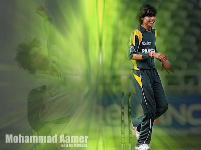 Mohammad Amir |  Pakistani Cricketer