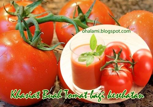 Buah Tomat Segar