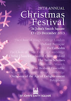 St John's Smith Square, Christmas Festival