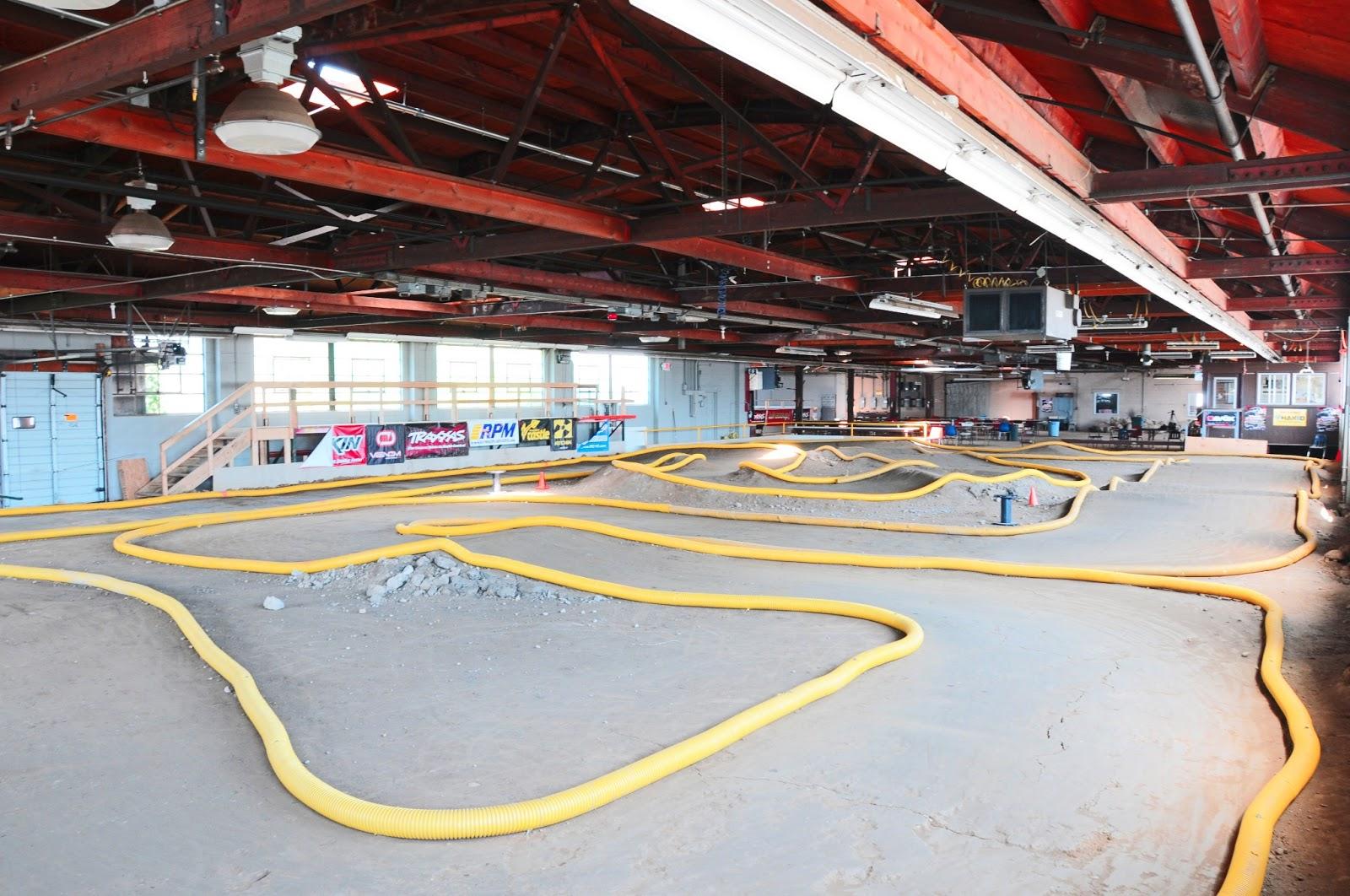 Rc Car Track: Indoor RC Car Race Track
