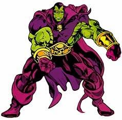 Drax in Peter David´s Captain Marvel
