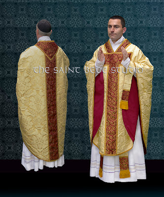 Borromeon chasuble