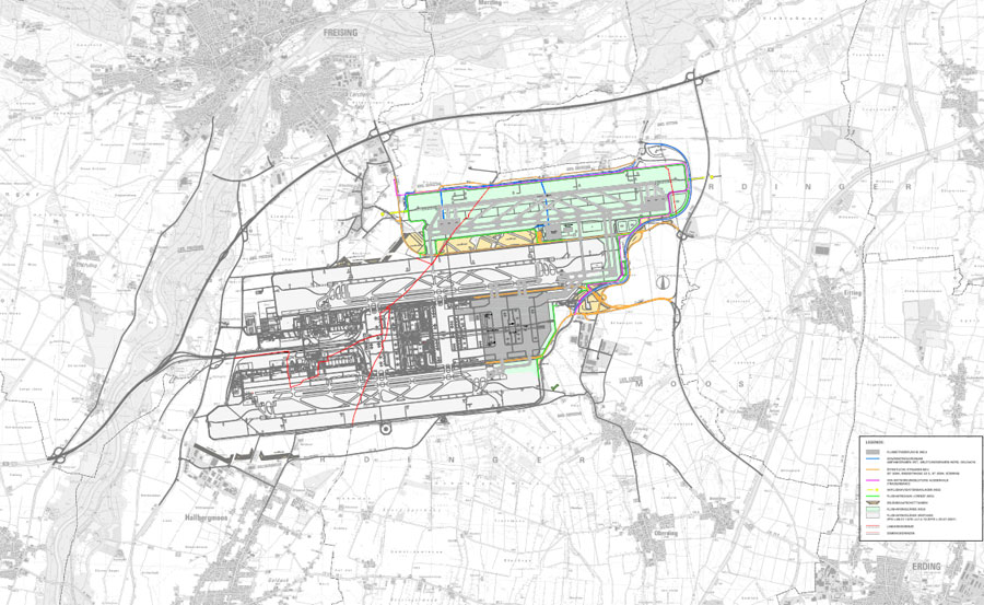 About Airport Planning Munich Airport Proposed Runway 3