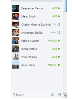Facebook Update New ChatBox That Shows Where Friends Are Online