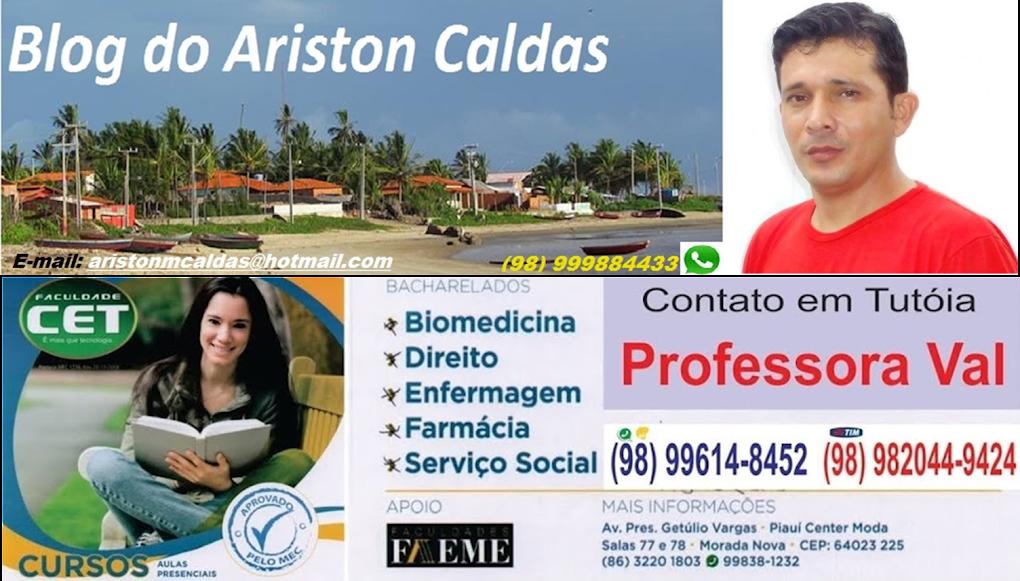 Blog do Ariston Caldas