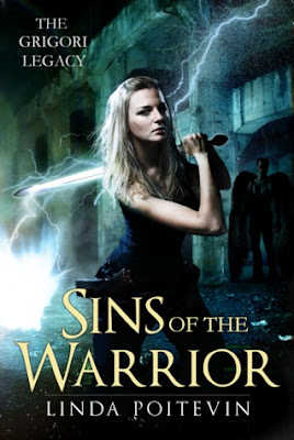 Sins of the Warrior, Linda Poitevin, urban fantasy, angels