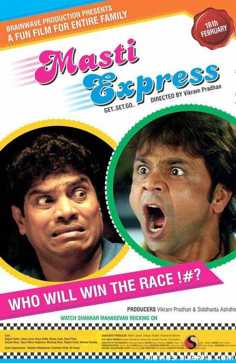 Masti Express 2011 Hindi WEBRip 480p 300mb