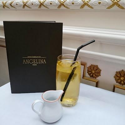 Angelina mix iced tea