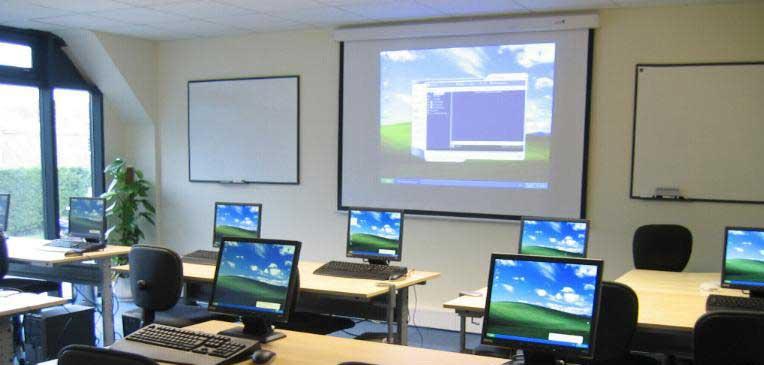 Bisnis Software Trainer