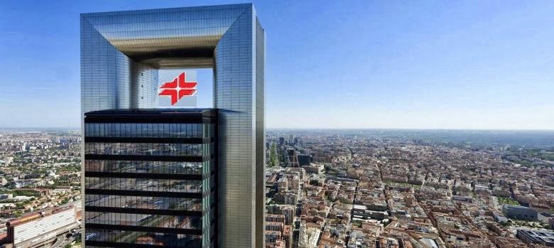 Megafonoccoo cepsa ultima el traslado al rascacielos de for Oficinas de bankia en madrid