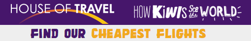 Cheap Flights by House Of Travel