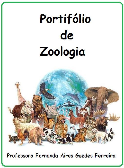 Portifólio de Zoologia