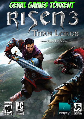 Risen 3 - Titan Lords Download - PC - Torrent