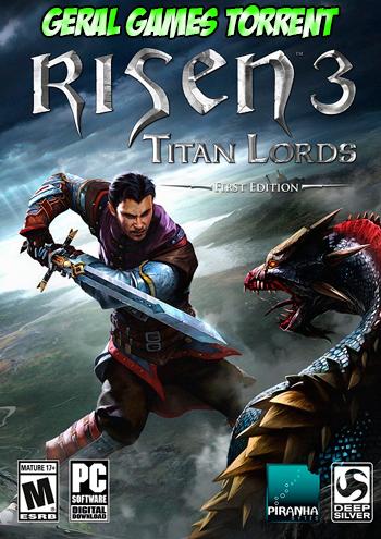 Risen 3 - Titan Lords Download - PC - Torrent