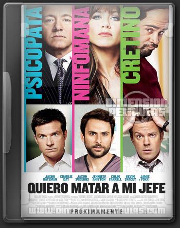 Quiero matar a mi jefe (DVDRip Español Latino) (2011)