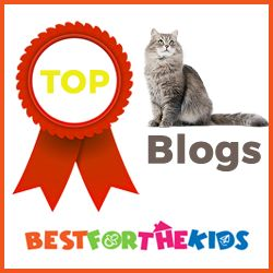 Top Cat Blogger Badge