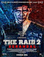 The raid 2: Berandal (2014) [Latino]