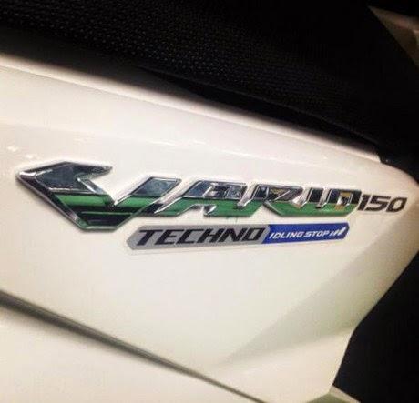 Honda Vario 150 cc