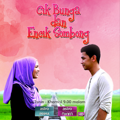 Novel Online Cik Bunga Dan Encik Sombong Bab 14, Bab 15 dan Bab 16
