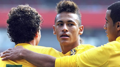 Preconvocados Fútbol Brasil Londres 2012