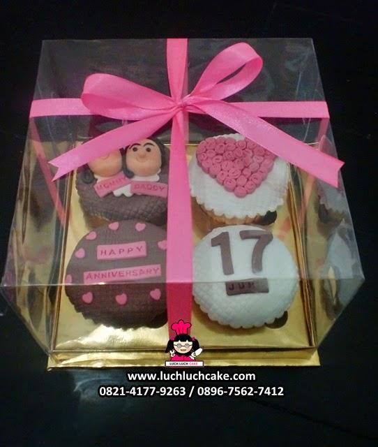 cupcake hadiah ulang tahun