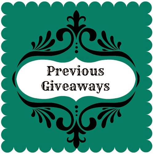 Previous Giveaways