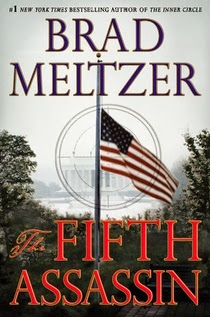cover of The Fifth Assassin by Brad Meltzer