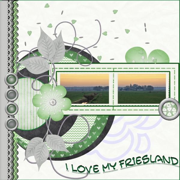 Jan.2016 – I Love my Friesland
