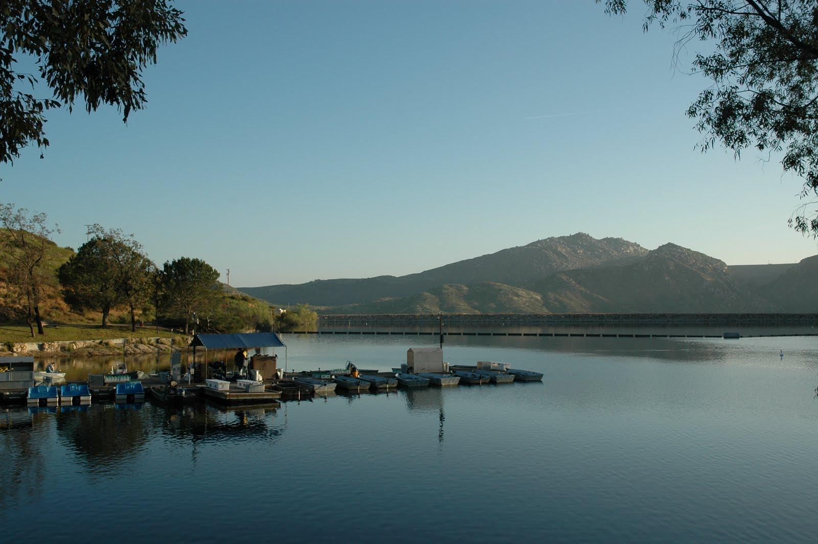 Enjoy san diego san diego county lakes for Lake poway fishing